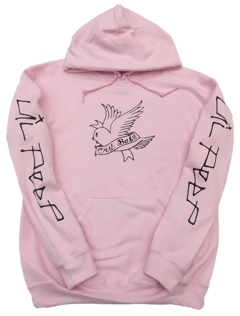 Hoodies lil peep merch