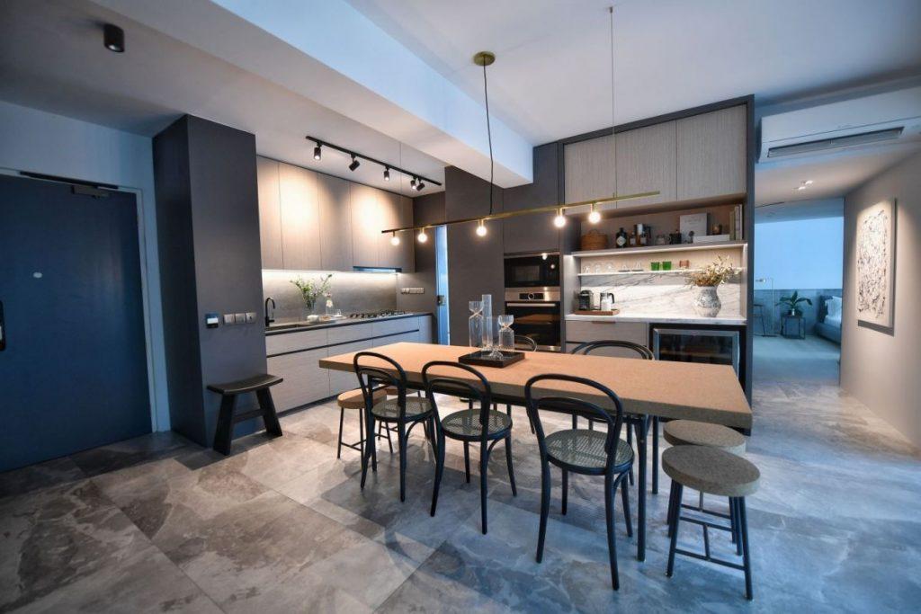 hdb flats interior designer singapore