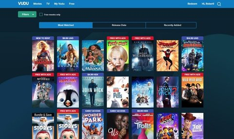 Movies streaming online